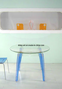 Plexiglass Dining Table (AT020)