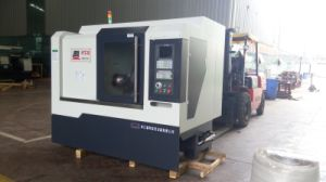 CNC Lathe Slant Bed HTC35 pictures & photos