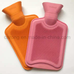 Colorful Hot Water Bottle with Ce, ISO Approved pictures & photos