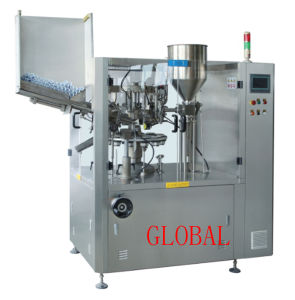 Automatic Plastic Tube Filler Sealer Machine for Cosmetic Cream pictures & photos