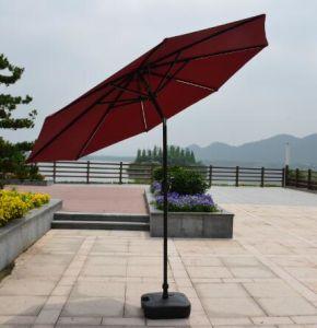 Patio Umbrella Garden Umbrella Parasol LED Umbrella Solar Umbrella pictures & photos
