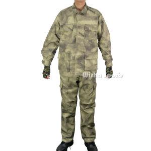 Classical Bdu Military Uniform in a-Tacs Au Camo Color pictures & photos