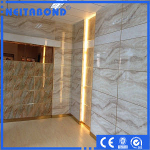 Natural Stone Series Granite Surface Coating Aluminum Composite Panel pictures & photos