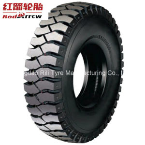 Trailer Bias, Forklift Tyre of Nylon Tyre (700-16) pictures & photos