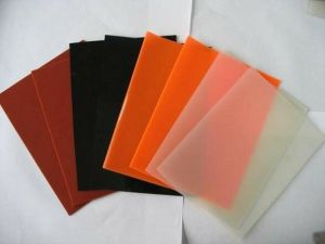 7.0MPa 50-60shore a Silicone Rubber Sheet, Silicone Sheet, Silicone Rolls pictures & photos