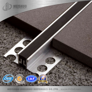 Neoprene Infill Tile Expansion Joint Profile pictures & photos