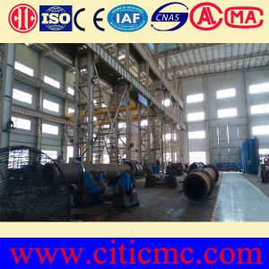 Citic IC Oxidized Pellet Rotary Kiln Parts Shell pictures & photos