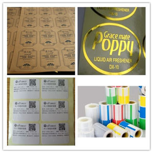 Thermal Paper Label Adhesive Coating Lamination Machine pictures & photos