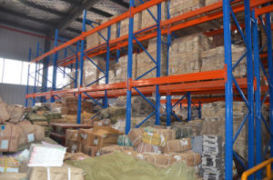 Warehouse Storage Selective Pallet Shelving pictures & photos