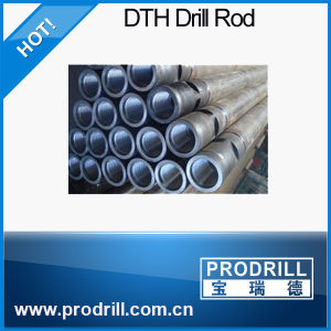 Prodrill DTH Drill Tube Pipe for Mining Water Well Drilling pictures & photos
