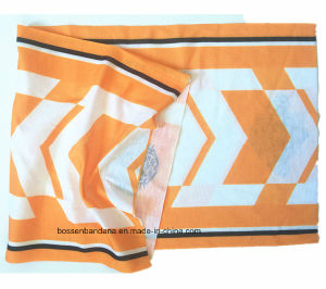 OEM Produce Customized Design Printed UV Protection Polyester Tube Buff Scarf pictures & photos