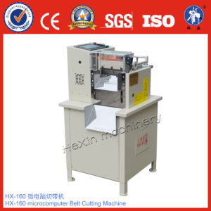 Automatic Leather Belt Cutting Machine pictures & photos