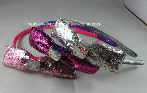 Fashion Hair Accessories -Hello Kitty Sequin Headband /Hair Band pictures & photos