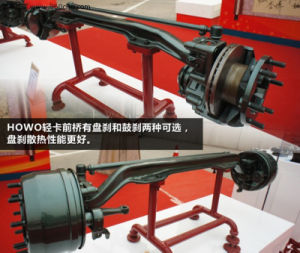 Faw Foton HOWO Shacman North Benz Truck Parts Drive Axle pictures & photos