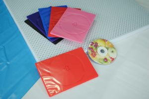 Wholesale Good Quality Color CD/DVD Paper Sleeve pictures & photos
