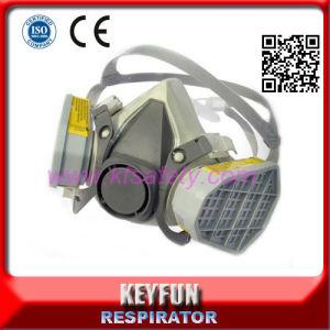 Anti-Ebola Same as 3m 6200 Medium Half Facepiece Respirator Particulate pictures & photos