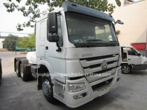 30-50ton Capacity HOWO Brand 336HP 6X6 Tractor Truck pictures & photos
