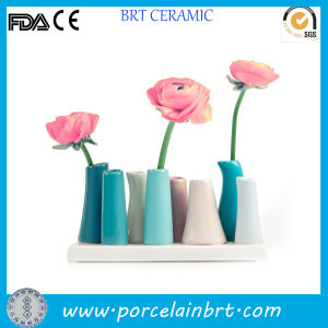 Different Designs Home Decoration Porcelain Flower Vases pictures & photos