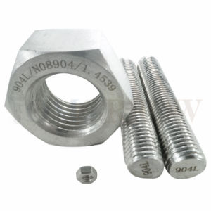 High Quality Super Austentic 904L Fastener pictures & photos