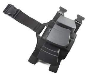 Airsoft Drop-leg Plastic AK 250rds Magazines Carrier(WS20203) pictures & photos