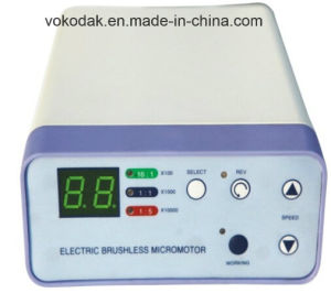 Hot Sale Brushless Eletric Micromotor with Light and Water pictures & photos