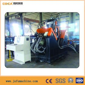 CNC Angle Steel Drilling, Typing and Shearing Production Line pictures & photos