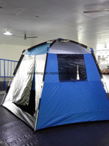 Customized Color Outdoor Automatic Camping Tent pictures & photos
