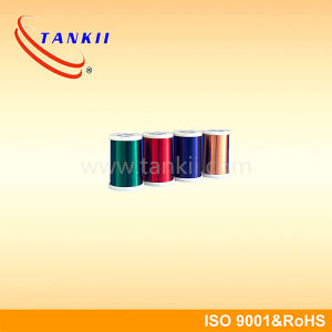 Enameled Cr20Ni80 Wire SWG 37 180 Degree pictures & photos