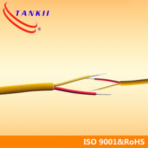 7*0.2mm thermocouple wire with PVC / PFA / PTFE insulation (type KX) pictures & photos