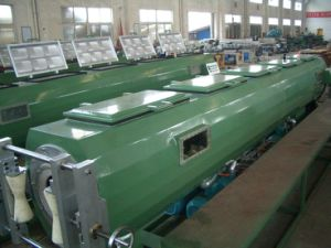 PVC and U-PVC Tube Production Line pictures & photos