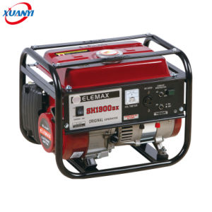 2kw Elemax 6.5HP Aluminium Recoil Start Honda Engine Gas Gasoline Generator pictures & photos