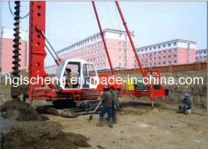 Long Auger Piling Rig (KLB series) pictures & photos