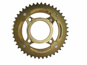 Sprocket Gear -CG125 FAN (South America market) pictures & photos