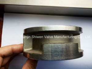 Stainless Steel CF8 Disc Check Valve pictures & photos