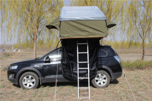 Aluminium Frame Durable Canvas Campign Tent pictures & photos