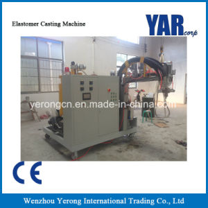 Customized PU Elastomer Roller Injection Machine with Low Price pictures & photos