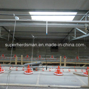 Automatic High Quality Chicken Farm Equipment for Broiler Breeding pictures & photos