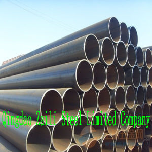 Seamless Steel Pipes with Hot-DIP Galvanizing pictures & photos