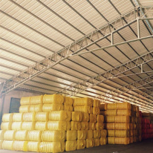 Recycled Polyester Staple Fiber Siliconized Polyester Fiber Dacron Fiber pictures & photos