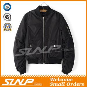 Classic Mens Waterproof Bomber Jacket Coat with Custom Logo