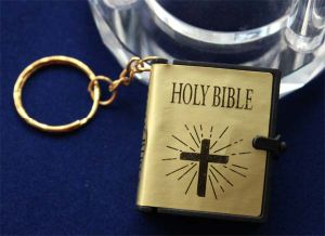 Fashion Bible with Keychain (LZ09)