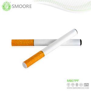 Newest Cotton Drip Tip Disposable Electronic Cigarette, E-Cigarette (M907PF)