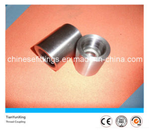 ANSI Forged Fittings Socket Weld/Threaded Carbon Steel Cap pictures & photos