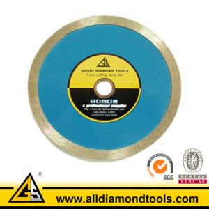 "4""-14"" Hot Pressed Diamond Cutting Wheel for Ceramic pictures & photos"