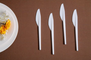 Plastic Cutlery Plastic Knife Disposable Knife pictures & photos