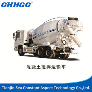 JAC Concrete Mixer Truck 13 pictures & photos