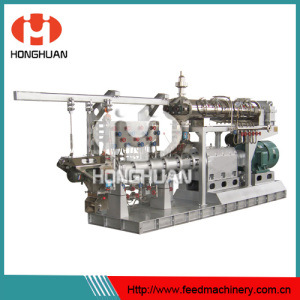 Full Fat Soybean Extruding Machine pictures & photos