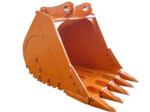 1.9 Cbm Excavator Rock Bucket pictures & photos