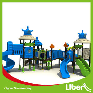 Kids Outdoor Playground Equipment for Play System (LE. SY. 011) pictures & photos