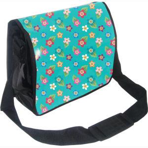 Fashion Tarpaulin PVC School Shoulder Messenger Bag pictures & photos